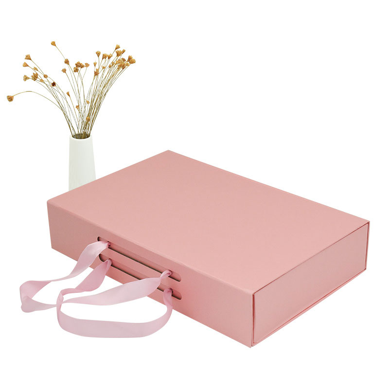 Luxury Custom Rigid Magnetic Paper Packaging Gift Box