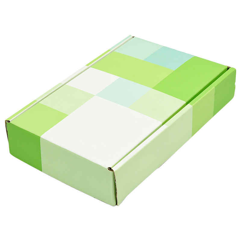 Custom Logo Luxury OEM Empty Boxes Green Cell Mobile Smartphone Box Packaging
